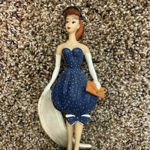 From Barbie With Love Figurine-1993 -Vintage